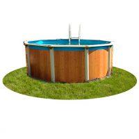 Сборный морозоустойчивый бассейн 2,4х1,22