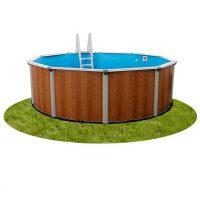 Сборный морозоустойчивый бассейн 3,6х1,32