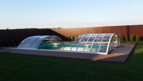 Павильон для бассейна АЗУРЕ light