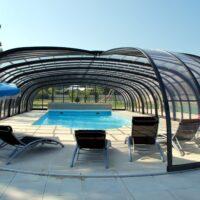 Павильон для бассейна Олимпик
