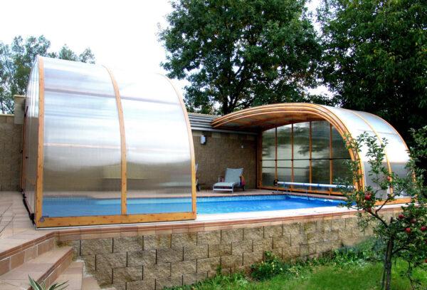 Павильон для бассейна Стайл