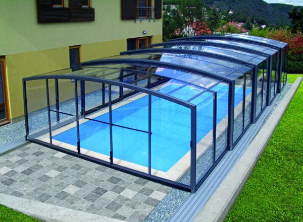 Павильон для бассейна Вижн