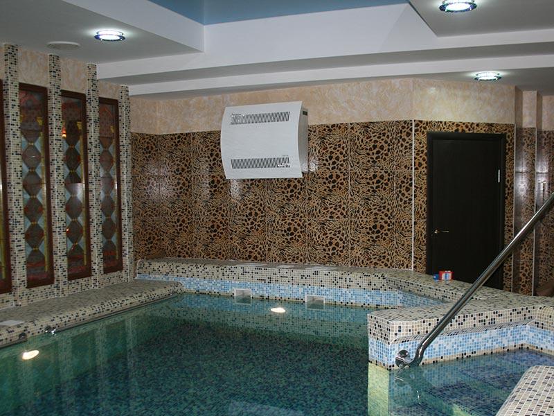 Осушитель для бассейна